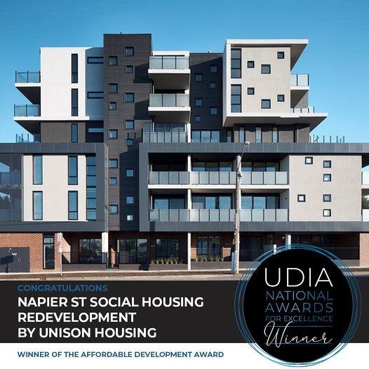 Unison wins National Award